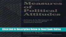Read Measures of Political Attitudes (Measures of Social Psychological Attitudes)  Ebook Free