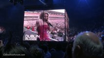 Celine Dion - Intro & I Drove All Night (Live in Montreal, 8-15-2008) HD