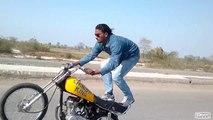 125 Gang Wheeling _ Pakistani Free Style Bikers - Pakistani Bike Wheelers