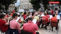 Guingamp. L'Orchestre d'harmonie lance la fête de la musique