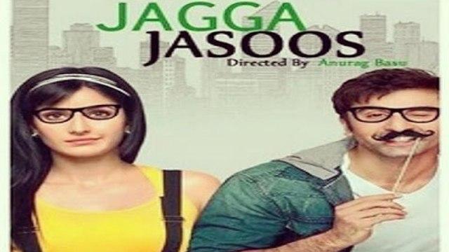 JAGGA JASOOS First Look Out | Katrina Kaif & Ranbir Kapoor