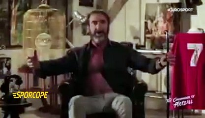 Cantona'dan 'Will Grigg's on fire'