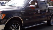 HILLYARD CUSTOM RIMS&TIRES 2012 FORD F150 RIDING ON 22 CUSTOM RIMS! BIGGEST RIM STORE! 3GP