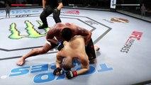 UFC 2 ● UFC HEAVYWEIGHT MMA FIGHTERS ● CAIN VELASQUEZ VS FRANK MIR