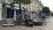 Le vélo club Saint-Lô Pont-Hébert en démonstration
