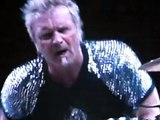 Joey Kramer Drum Solo - Aerosmith July 26, 2012 Phillips arena Atlanta