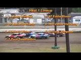 6-20-09 Hobby Stocks Heat Races 1 & 2 Grays Harbor Raceway