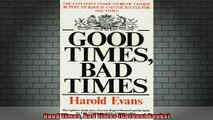 READ book  Good Times Bad Times Coronet Books Full Free