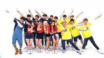 Weekly Idol 256 ASTRO KNK 4TEN - Vostfr