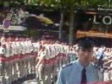 defilé legion etrangére 14 juillet