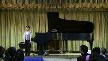 Marc Soong performed Sonatina Op. 20, No. 2 in C Major, 1st mov. (Jan Ladislav Dussek)