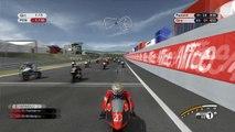 MotoGP 08-Carriera-125cc-20-Sachsenring-Gara-Ancora troppo facile