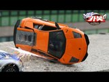 헬로카봇 아반떼 경찰차 프론 VS 슈퍼봇 전투 로봇 자동차 장난감 변신 스톱모션 동영상 HelloCarbot2 Transformation car toys