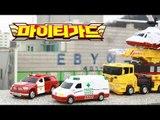 헬로카봇2 장난감 4단합체 마이티가드 긴급출동 레스큐 카봇 야외 스톱모션 변신로봇 변신자동차 동영상 에니메이션 HelloCarbot2 Transformers StopMotion