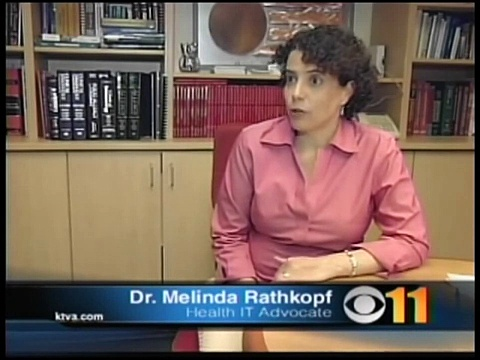 In the News   AK Electronic Health Records   KTVA CBS, May 28 2013