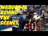 Madden NFL 16 Top 10 BEHIND THE SCENES New Features and Improvements   Madden 16 E3 Gameplay