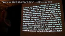 Jacques Grimault sur les géant, manipulation et enfumage ?