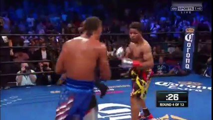 Keith Thurman vs. Shawn Porter Full Fight
