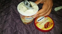 Butter Pecan ice cream Haagen-Dazs Review