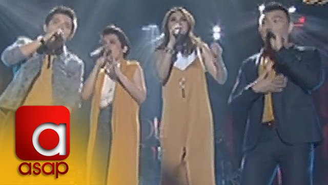 ASAP: Jason, Kyla, KZ, and Daryl sing 'Untouchable Memories' and 'Close to Heaven' medley