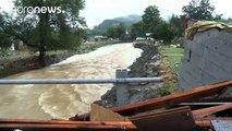 Usa: catastrofe naturale in West Virginia, Obama invia Guardia Nazionale