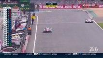 24h of Mans 2016 Dramatic Final Lap Leader Nakajima Retires Porsche Wins