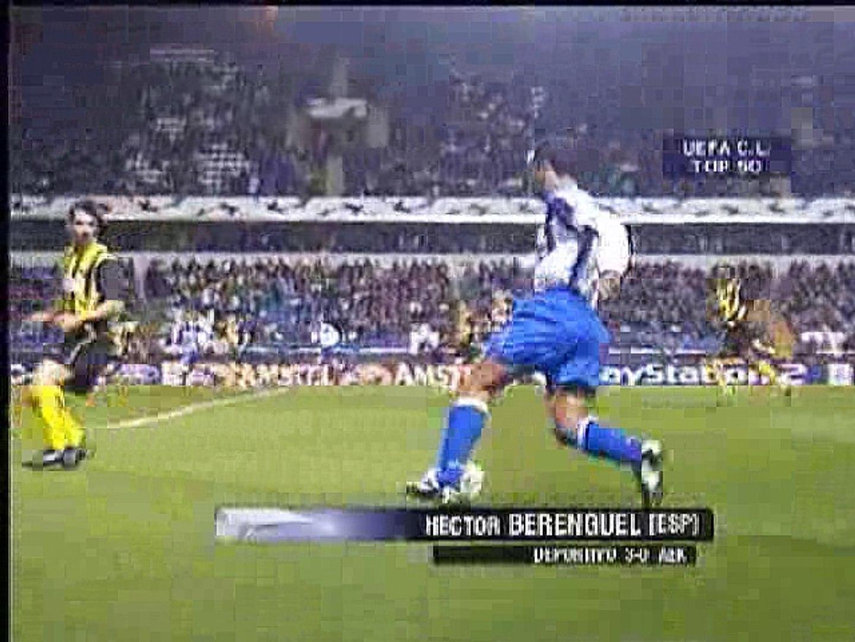 The beautiful balls of Hector Berenguel | Football Funny | Football Beautiful