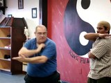 Jiang Style Bagua Continuous Form Palms 1 - 5 (Part 1 of 2) 姜氏八卦掌