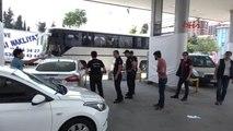 Polisi Bu Otobüs Alarma Geçirdi