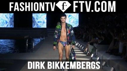 Milan Men Fashion Week Spring/Summer 2017 - Dirk Bikkembergs   FTV.com