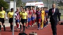 [HIGHLIGHTS] FUTBOL FEMENÍ (Copa de la Reina): FC Barcelona – Atlético Féminas (2-3)