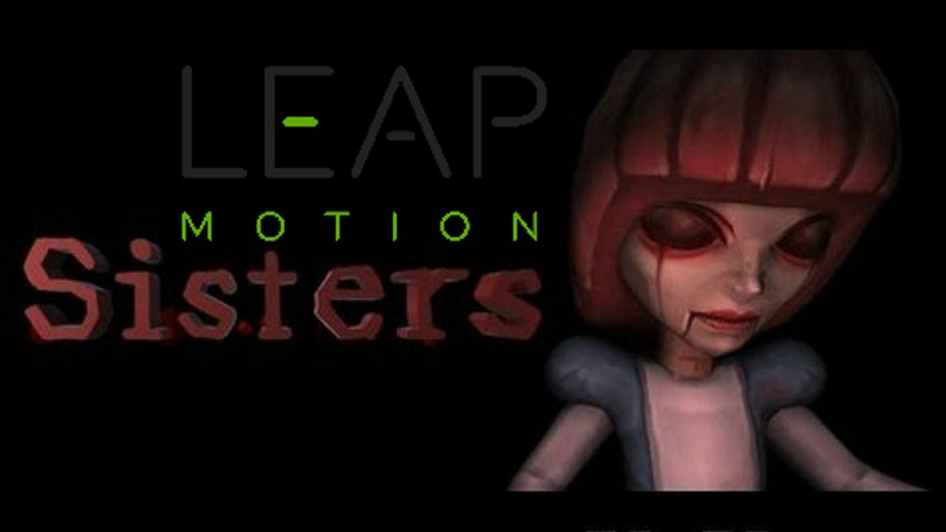 Sisters Demo - Leap Motion Driver for SteamVR - Oculus Rift