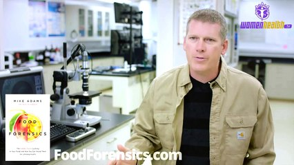Food Forensics book trailer (Health Ranger) FoodForensics.com