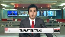 S. Korea, China, Japan hold 2-day working- level FTA talks