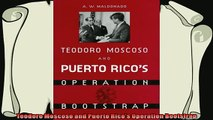behold  Teodoro Moscoso and Puerto Ricos Operation Bootstrap