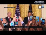 Obama References Ritual, During LGBT Pride Speech - Istanbul Riots (6/29/2015)