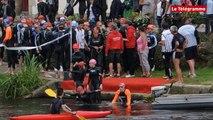 Pontivy. 170 participants au triathlon