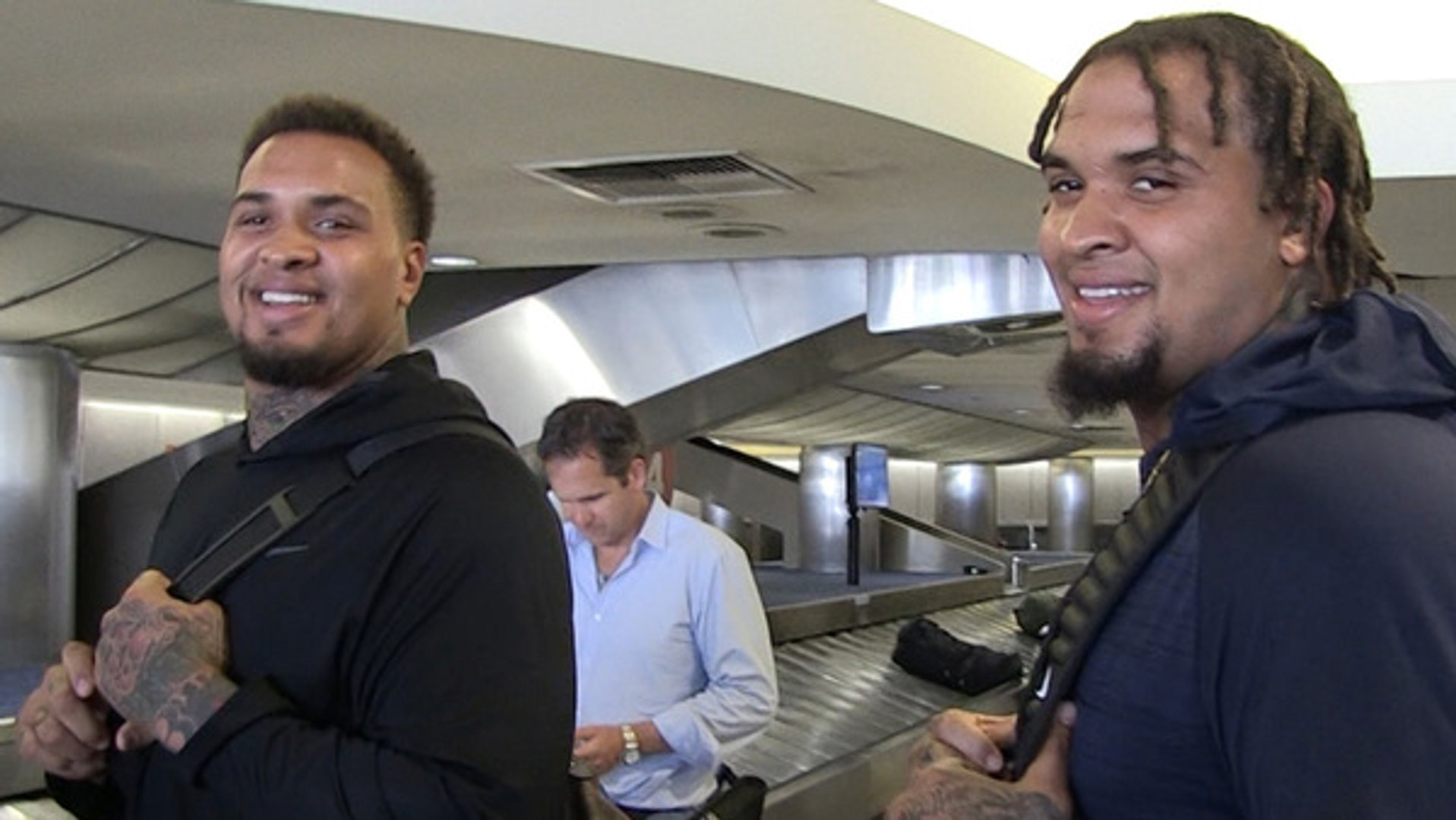 NFL's Pouncey Bros -- Miami Strippers CRUSH Pittsburgh ... Here's Why