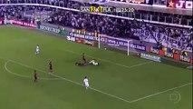 Goal Neymar vs Flamengo Puskas Award 2011