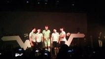 Stromae Acapella Tous les mêmes - Toronto Sep 23 2014 encore finale