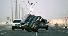 Crazy Arab Drifting With AK-47 - Best Arab Car Drifting Videos