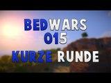 Let's Play Minecraft Bedwars #015 - Kurze Runde - [1080p] [GERMAN/DEUTSCH]