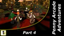Penny Arcade Adventures: Part 4 Prime time mime!