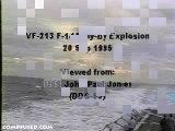 ACCIDENT - CRASH XXXII - Avion De Chasse Explose Plein Vo