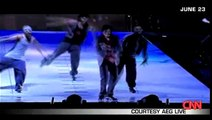 Michael Jackson rehearsal video at Staples center on June 23 2009 released by AEGLive