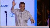 PP aumenta su mayoría hasta 137 escaños, PSOE baja a 85 y Podemos repite 71