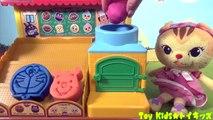 アンパンマン おもちゃアニメ アンパンマンのパン工場❤ミ