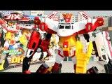 헬로카봇2 장난감 4단합체 마이티가드 레스큐 카봇 야외 스톱모션 개봉 변신로봇 변신자동차 동영상 에니메이션 HelloCarbot2 Transformers StopMotion