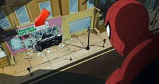 Ultimate Spider Man Great Power Cartoon Mistakes You Didnt Notice
