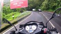 Motovlog Indonesia Test drive SYM MaxSym 400i Bali Balo Motor, The